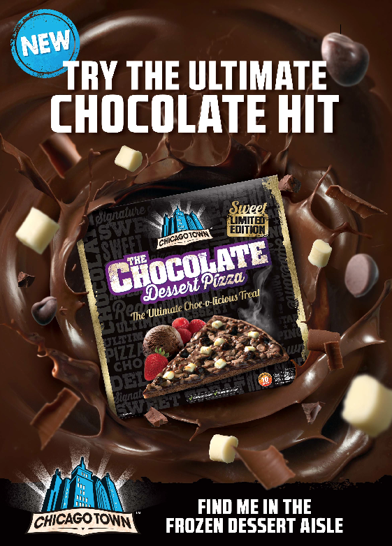 Introducing The Ultimate Choc-o-licious Treat
