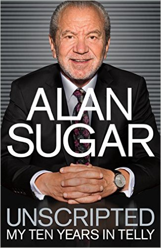 Lord Sugar tasks Twitter to sell his book